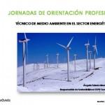 Jornadas de Orientación: Técnico de Medio Ambiente en Sector Energético