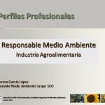 Jornadas de Orientación: Responsable Medioambiental Industria Alimentaria