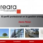 Jornadas de Orientación: Consultor Energía