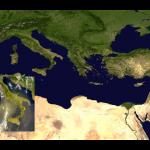 Las fronteras desde el espacio