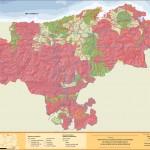 Propuesta de zonificación de áreas de exclusión eólica en Cantabria