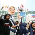 Reunión sobre cambio climático en Bangkok