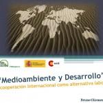 Jornadas de orientación: Cooperación Internacional