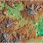 Imágenes de satélite. Exploración y producción en minería.