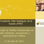 Jornadas de orientación: Asociaciones y fundaciones