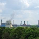 Las emisiones de gases de efecto invernadero disminuyeron un 11,3% en 2010