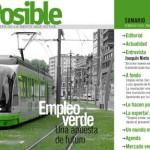 Revista Es posible 2: Empleo verde. Posibilidad de Futuro
