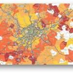 Geomarketing, otra aplicación del GIS