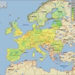 Publicados mapas interactivos de contaminación atmosférica de la UE