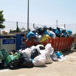 El destino de los residuos de España