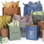 Las grandes marcas se suman al uso de la bolsa de papel