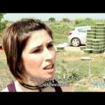Life + IUCN España planta Groasis waterboxx en Alcalá de Henares