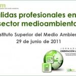 Jornadas de Orientación Laboral Junio 2011 (presentaciones)