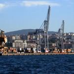 Greenpeace denuncia la destrucción costera por la ampliación de los puertos