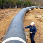 Paralizado el oleoducto entre Huelva y Badajoz