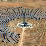 La energía solar batió su record el mes pasado