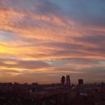 Madrid suspende en calidad del aire