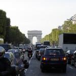 El transporte fue responsable del 24% de los gases invernadero de la UE