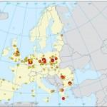 La contaminación industrial causó daños por valor de 169.000 millones de euros en Europa