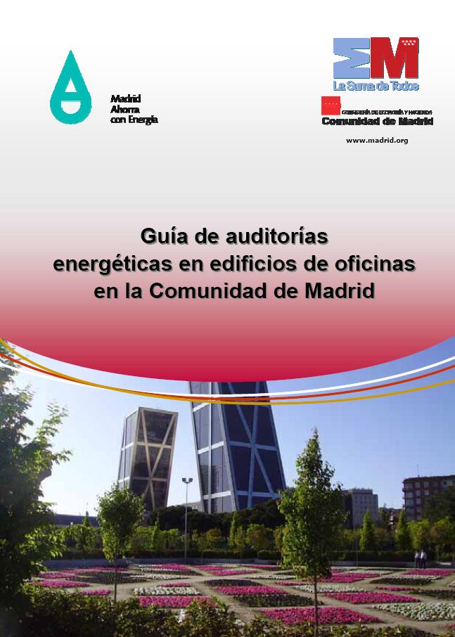 Gu a de auditor as energ ticas en edificios de oficinas for Oficinas de hacienda en madrid