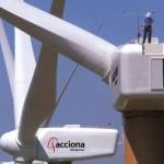 Acciona paraliza su inversión en renovables en España