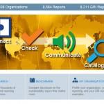 Base de datos de informes de sostenibilidad empresarial