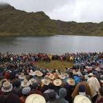 Dos españoles evaluarán el estudio ambiental del proyecto minero Conga en Perú