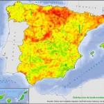 Distribución de la Biodiversidad Española