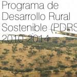 Programa de Desarrollo Rural Sostenible 2010-2014