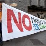 El Parlamento canario rechaza las prospecciones petroleras