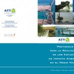 Protocolo para la realización de Estudios de Impacto Ambiental en el Medio Marino