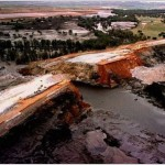 Persisten los problemas ambientales por el desastre de Aznalcóllar