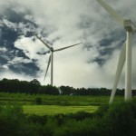 El crecimiento del sector eólico europeo duplicó durante 2010 el del PIB de la UE