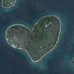Los parecidos geográficos de las imágenes satélite
