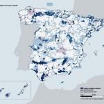 El 12,8% de la superficie terrestre de España está protegida