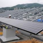 Japón construirá plantas de energías renovables que equivaldrán a 2 reactores
