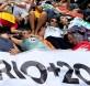 Protestas de los ecologistas en Río + 20 . Foto: El heraldo