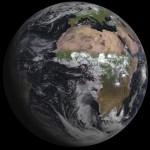 Primera imagen del nuevo Meteosat