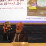 Arias Cañete anima a seguir trabajando en la protección del patrimonio natural