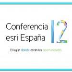 Presentaciones y vídeos conferencia ESRI España 2012