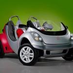 Nuevo coche eléctrico diseñado para espacios protegidos