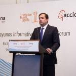 Federico Ramos anuncia cambios normativos en el procedimiento de EIA