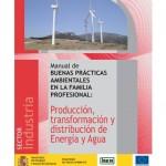 Buenas prácticas en producción, transformación y distribución de energía y agua