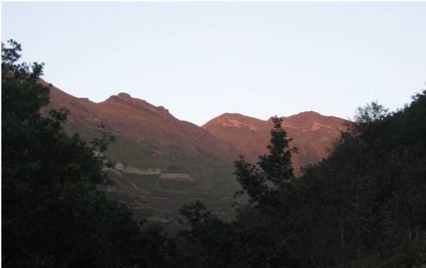 """Montañas del Pas,  amenazadas por los proyectos de """"fracking"""""""