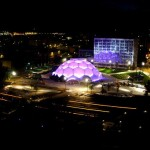 La Plaza del Milenio de Valladolid, premiada por su Eficiencia Energética
