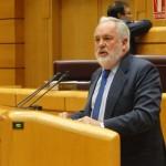 """Arias Cañete: """"El 90% de los ingresos por las subastas de los derechos de emisión de CO2 se destinará a la sostenibilidad de las renovables"""""""