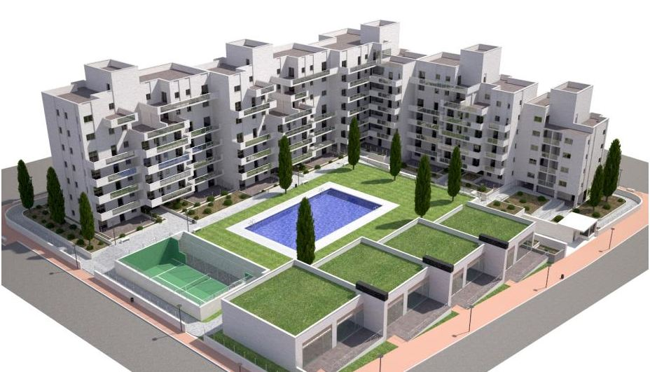 Las constructoras apuestan por los edificios sostenibles comunidad ism - Cooperativa tres cantos ...