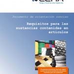 Orientaciones reglamento REACH
