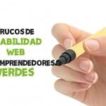 Trucos Básicos para optimizar un sitio web para Emprendedores Verdes