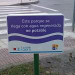 España, pionera en reutilización del agua depurada